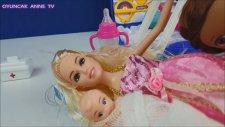 Hamile Bebek Barbie Doğum Sancısı Çekiyor! Acaba Dr Mcstuffin Barbie'ye Ne Yapacak? Çocuk Çizgi Film