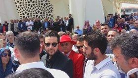İbrahim Erkal Cenaze Töreni Nihat Doğan