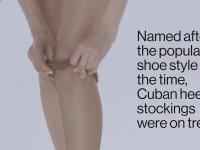 Külotlu Çorap Modasının 100 Yıllık Değişimi