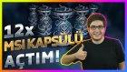 12x MSI Kapsülü Açtım! - League of Legends