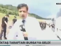 Beşiktaş Taraftarından Canlı Yayında A Spor'a Küfürlü Beste