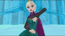MMD | Frozen - Elsa | Lady Gaga - Bad Romance