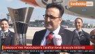 Şampiyon Yeni Malatyaspor'u Taraftar Kendi Aracıyla Götürdü