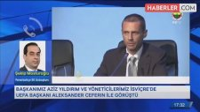 Şekip Mosturoğlu: UEFA, Blokajdaki 2.1 Milyon Euro'muzu Ödeyecek