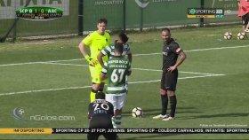 Yedek Futbolcunun Elle Müdahale Etmesi Sonrası Penaltı Veren Hakem