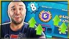 8 Level Hesabı Nasıl Mı? Geliştiriyorum !!! - Clash Royale