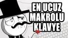 En Ucuz Makrolu Oyuncu Klavyesi - Nasıl Yapılır? (Autohotkey)
