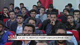 Genç İlahiyat - Prof. Dr. Şehmus Demir - (Kafkas Üniversitesi) - Trt Diyanet
