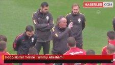 Podolski'nin Yerine Tammy Abraham!