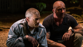 Prison Break 5. Sezon 8. Bölüm Fragmanı