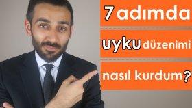 7 Adımda Uyku Düzenimi Nasıl Kurdum?