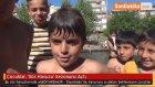 Çocuklar, 'Süs Havuzu' Sezonunu Açtı
