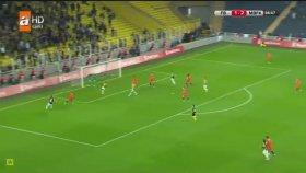 Fenerbahçe 2-2 Başakşehir (Maç Özeti - 17 Mayıs 2017)