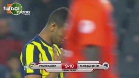 Fenerbahçe 9-10 Başakşehir - Maç Özeti izle (17 Mayıs 2017)