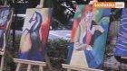 Lise Öğrencileri, Dünyaca Ünlü Sanatçıların Eserlerini Resmetti