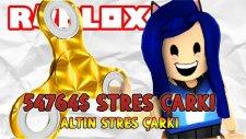 Dünyanın En Pahalı Stres Çarkı Oyunu! - Roblox