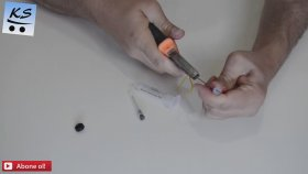 Şırıngadan 3 Dakikada Dinamometre Yapımı