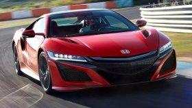 Test - Honda NSX (0-100 km/s: 2.9 sn)