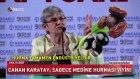 Canan Karatay: Hurma Değil Zeytin Yiyin