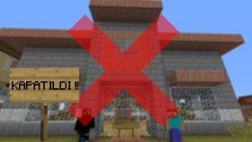 Dükkanım Kapatıldı !! (Conconcraft !)
