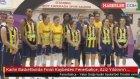 Kadın Basketbolda Finali Kaybeden Fenerbahçe, Aziz Yıldırım'ı Kahretti