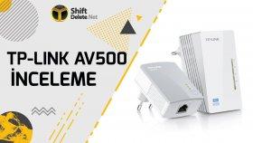 Tp-Link Av500 İnceleme - Wifi Çekmiyor Derdinde Son!