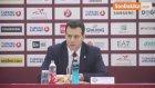 Basketbolda Maçın Ardından - Cska Moskova Başantrenörü Itoudis