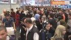 Esenyurt Belediyesi'nin Desteğiyle Umre'ye Giden Öğrenciler Yurda Döndü