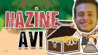 Hazine Avı: İpuçlarını Çöz - Çeyrek Altını Bul - Alper Yarışıyor