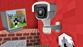 Minecraft Hırsız Kamerası Modu