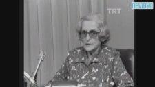 Nezahat Onbaşı Atatürk'le Olan Anısını Anlatıyor