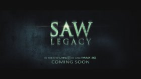Saw : Legacy / Testere 8 (2017) Fragman
