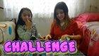 Seher Ablamın Odasında Slime Challenge Gıcıklık Komiklik Bir Arada !!
