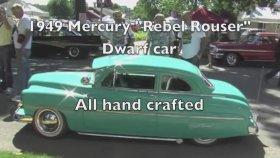 1949 Mercury Dwarf Car by Ernie Adams