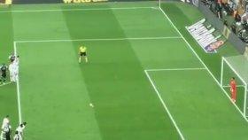 Beşiktaş 2-1 Kasımpaşa (Gol:Ricardo Quaresma) Tribün Çekimi
