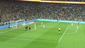 Beşiktaş 4-1 Kasımpaşa (Gol: Ryan Babel) Tribün Çekimi