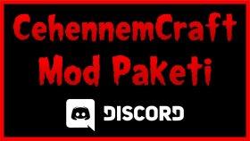 Cehennemcraft Mod Paketi , Discord Sunucumuz Ve 300.000 Abone Sürpriz Çekilişi