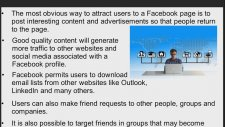 Jvfocus Com - The Meat And Potatoes Of Social Media Marketing For Facebook