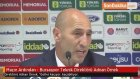 Maçın Ardından - Bursaspor Teknik Direktörü Adnan Örnek