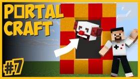 Palyaço Dünyası Ve Ölümsüzler Dünyasına Gittim - Portalcraft #7