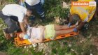Antalya'da Rus Turistlerin Bisiklet Gezisi Hastanede Bitti