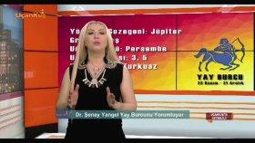 Astrolog Şenay Yangel - 22 Mayıs 2017 Burç Yorumları
