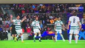 Barcelona - Eibar Maçında Skandal Penaltı Kararı