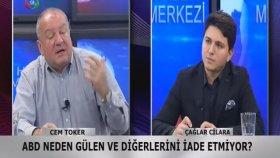 Cem Toker: Vizesiz Avrupa ancak lastik botla mümkün