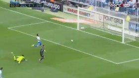 Cristiano Ronaldo'nun Malaga'ya attığı gol