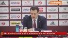 Cska Moskova-Real Madrid Basketbol Maçının Ardından