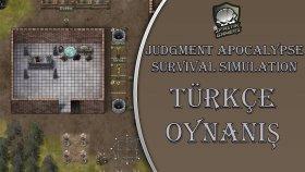 KÖYÜMÜZÜ YIKAMAYACAKLAR /Judgment Apocalypse Survival Simulation - Bölüm 1