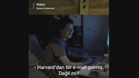 Mark Zuckerberg, Harvard'a Kabul Edildiği Ana Ait Görüntülerini Paylaştı!