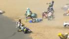 Motogp 3'te Ki Yakıt Sızıntısı Yarışı Kabusa Çevirdi