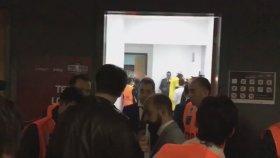 Nusret'in Fenerbahçe Soyunma Odasına Alınmaması